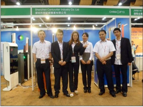 china latest news about 2012 China Souring Fair - Electronics & Components, Security Products in Hong Kong .