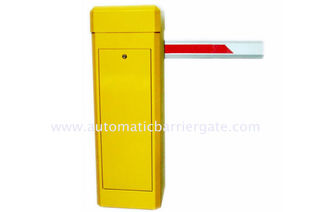 China 3S/6S Customizable Powder Coating Automatic Barrier Gate for School, Hospital, Living Area, Government factory