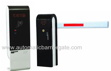 China AC220V 50HZ Intelligent Car Parking System IC / ID Card factory