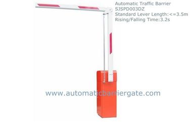China 3.2s Heavy Duty High Integration Customizable Reliable Powder Coating  Automatic Traffic Barrier Gate factory