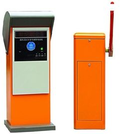 IC / ID Cards Intelligent Car Parking System Management, Entrance Barrier With Bluetooth