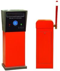 China RS485 IC ID card Intelligent Car Parking System Management With Win2000 or XP SQL2000 factory