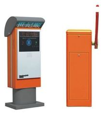 China Month Card Date Recording Intelligent Car Parking System Management for Bus Station factory