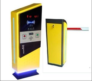 China IC / ID Temporary Card Intelligent Car Parking System Management with LED Display factory
