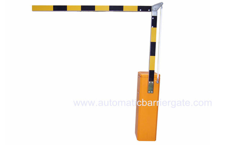3S/6S Customizable Powder Coating Economic Automatic Barrier Gate for School, Hospital, Living Area, Government