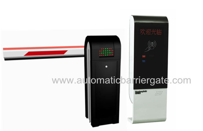 Two Or Four Channel Intelligent Car Parking System With Multiple Charge Modes supplier