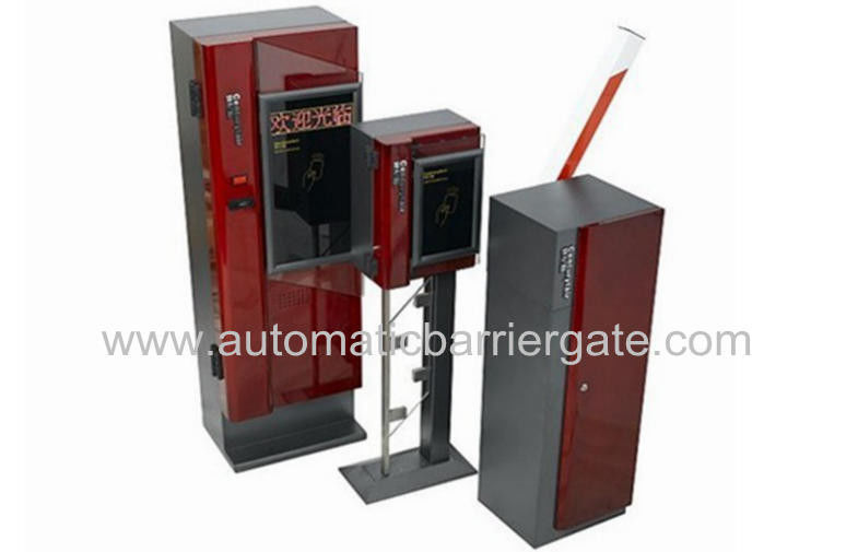 Bar-Code Intelligent Car Parking System with Image Comparison supplier