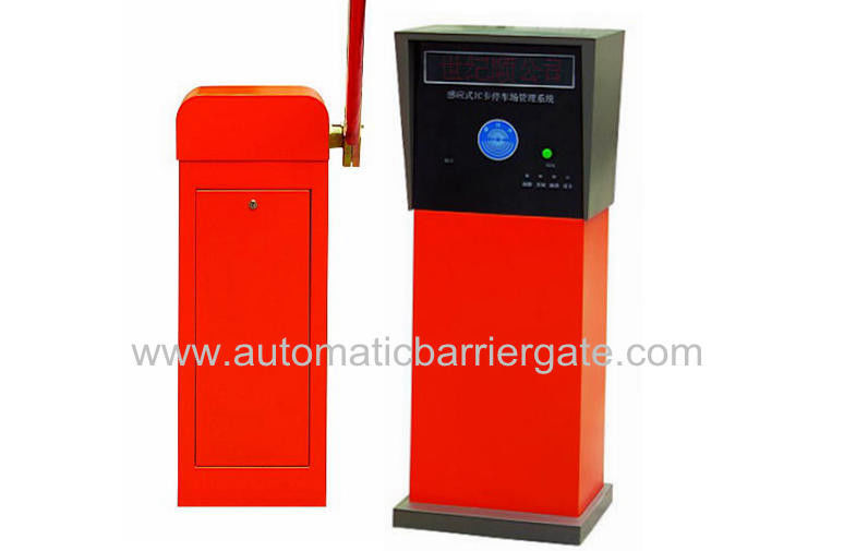 RFID Automatic Intelligent Car Parking System for Subway supplier