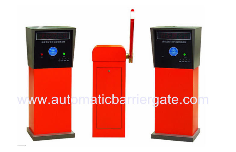 AC220V 50HZ Intelligent Car Parking System With LED Indicator supplier