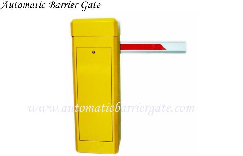 3S/6S Customizable Reliable Powder Coating Automatic Barrier Gate for School, Hospital, Living Area, Government supplier