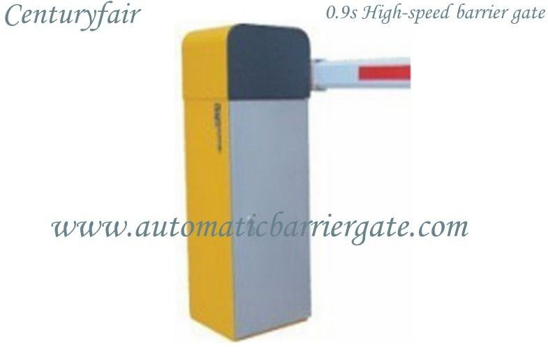 0.9s Falling Protection Car Parking / Automatic Traffic Barrier Gate for Highway