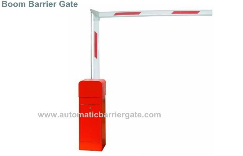 3S/6S Customizable Powder Coating  Competitive Automatic Barrier Gate for School, Hospital, Living Area, Government supplier