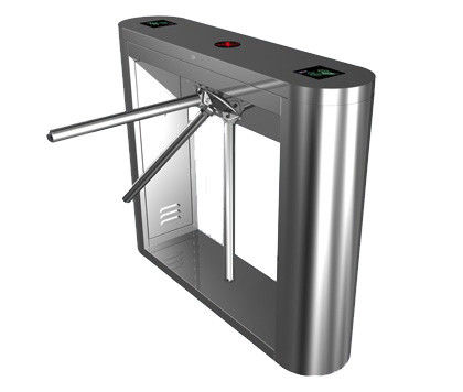 Subway, Airport 0.2s Security Barrier Gate System, Magnetic Card Turnstile Access Barrier supplier