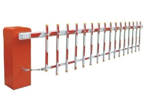 6s Customizable Reliable Powder Coating Barrier Gate System for Living zone, School, Hospital, Government supplier