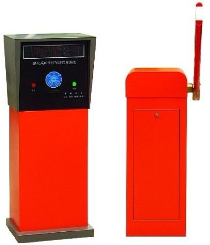 RS485 IC ID card Intelligent Car Parking System Management With Win2000 or XP SQL2000 supplier