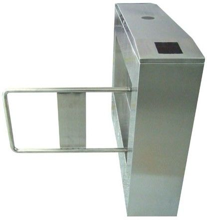 Two-way Direction 180 Angle 304# Stainless Steel Automatic Swing Gate Barrier AC220V 50Hz supplier