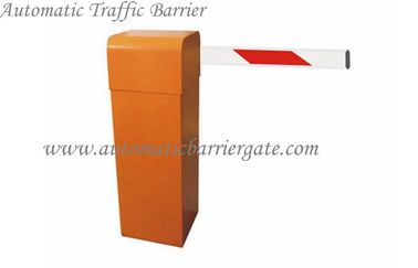 China Highway Automatic Traffic Barrier Gate 1.8s For Car Parking Lot distributor