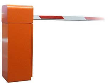 China 1.4s Heavy Duty Powder Coating Customizable Reliable Highway Automatic Traffic Barrier distributor